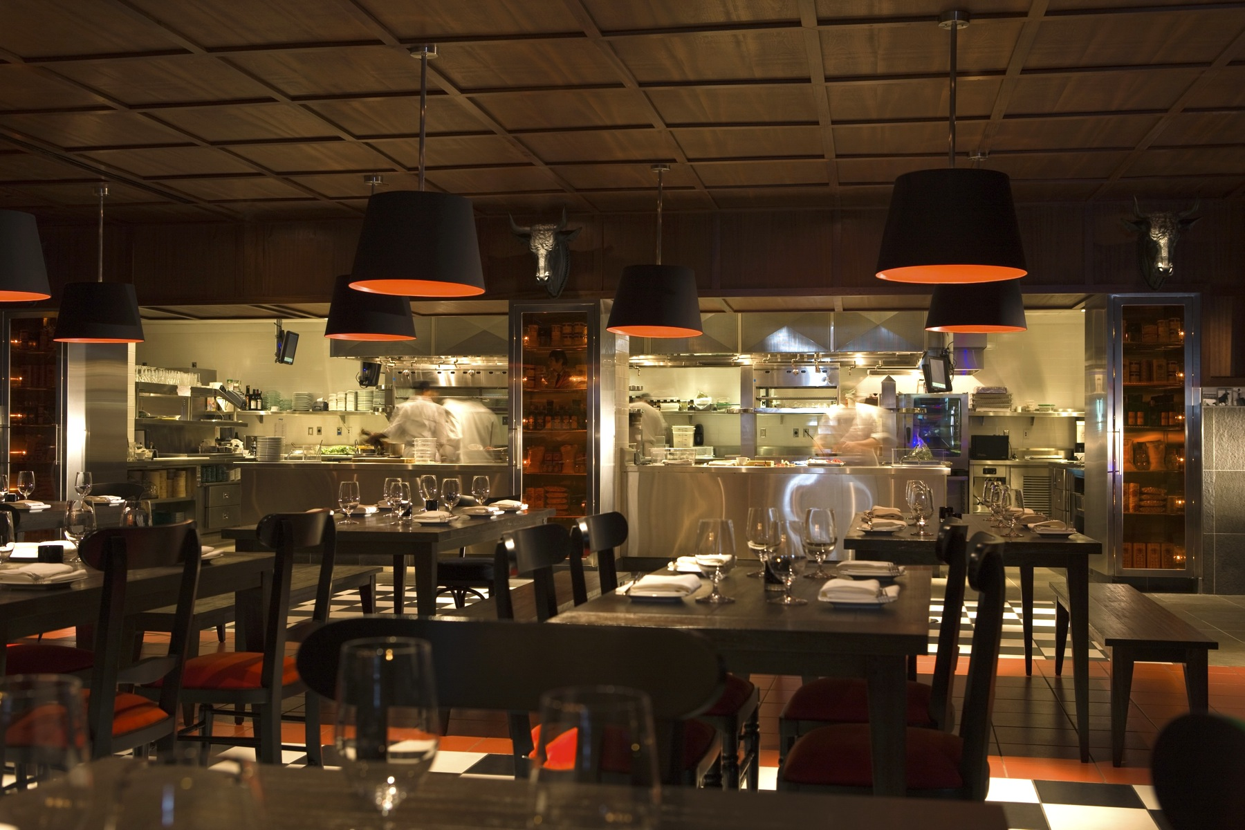 Sls Hotel La Restaurant